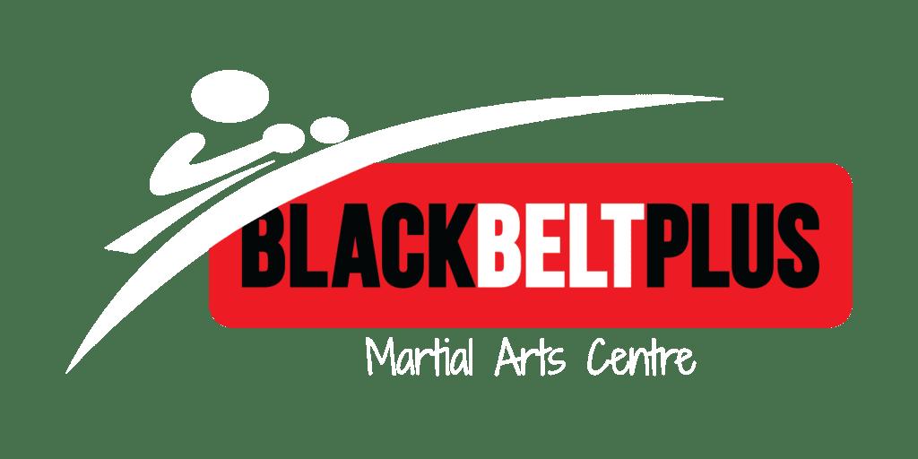 Bbpluslogowhite, Black Belt Plus Burleigh Heads QLD