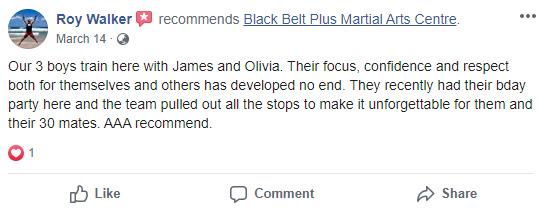 Party1, Black Belt Plus Burleigh Heads QLD