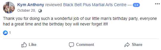Party2, Black Belt Plus Burleigh Heads QLD