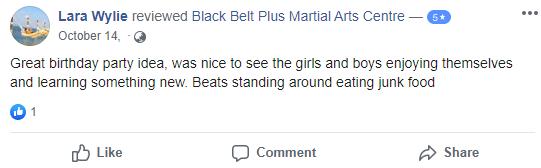 Party3, Black Belt Plus Burleigh Heads QLD