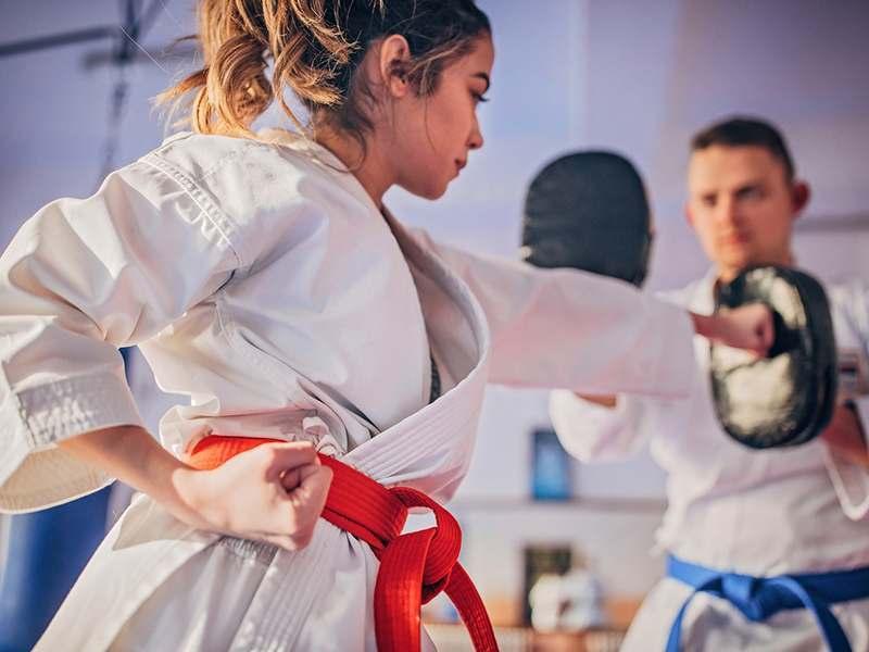 Teenma, Black Belt Plus Burleigh Heads QLD