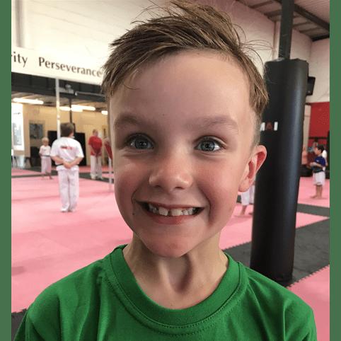 Declan, Black Belt Plus Burleigh Heads QLD