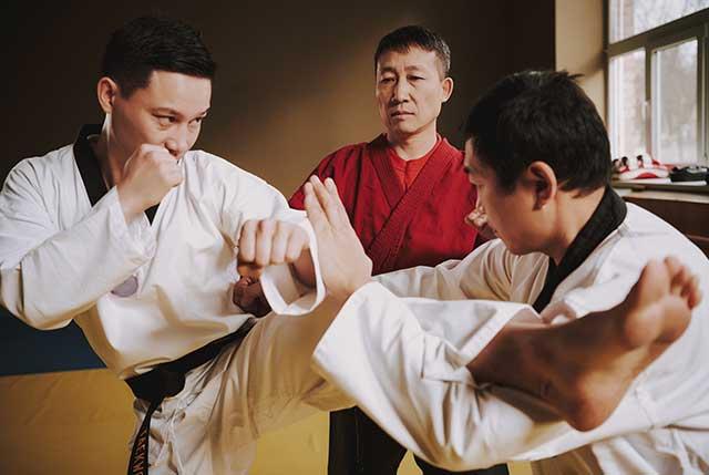 Hapkido1, Black Belt Plus Burleigh Heads QLD